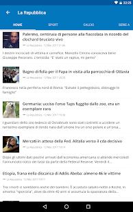 Italia News | Italia Notizie 7.2.1 Screenshots 10