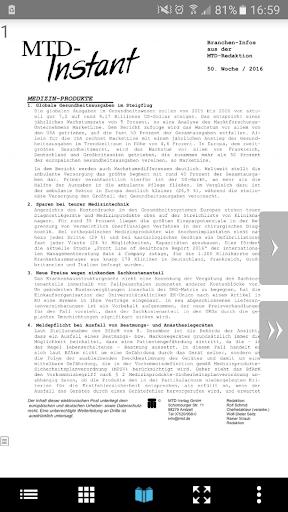 MTD-Instant 3.2.59 Screenshots 1