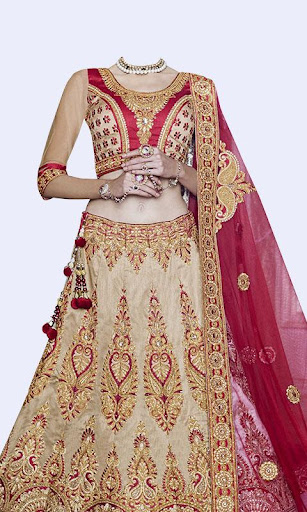 Wedding Dress Photo Suit apktram screenshots 15