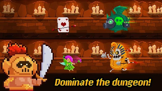 [VIP]Coin Princess: Schermata Offline Retro RPG Quest