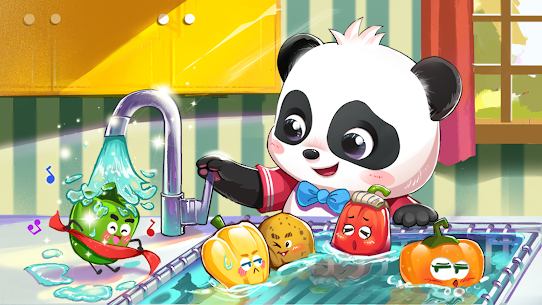 Baby Panda World MOD APK 10.00.32.10 (Unlimited Money) 15