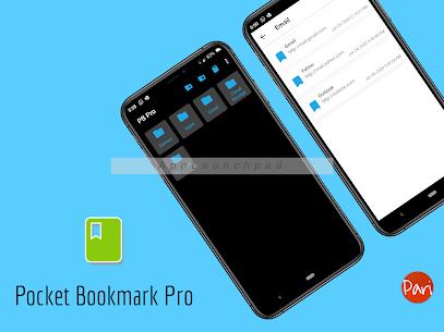 Pocket Bookmark Pro 1.7 Apk 2