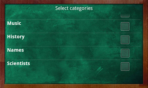 Educational Hangman in English 2.67 screenshots 4