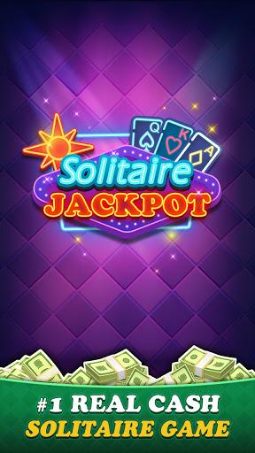 Solitaire Jackpot: Win Real Money  screenshots 1