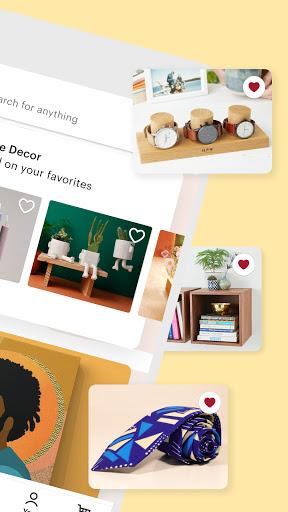 Etsy: Buy Custom, Handmade, and Unique Goods apktram screenshots 2