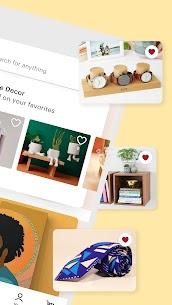 Etsy  Buy Custom, Handmade, and Unique Goods Apk 4