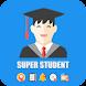 Super student - الجدول الدراسي- مذكرات تنظيم الوقت - Androidアプリ