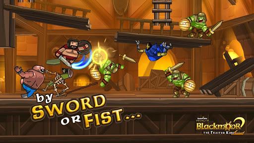 Blackmoor 2: Fantasy Action Platformer 9.3 screenshots 3