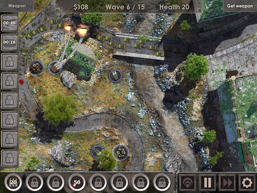 Defense Zone 3 HD 1.4.4 screenshots 1