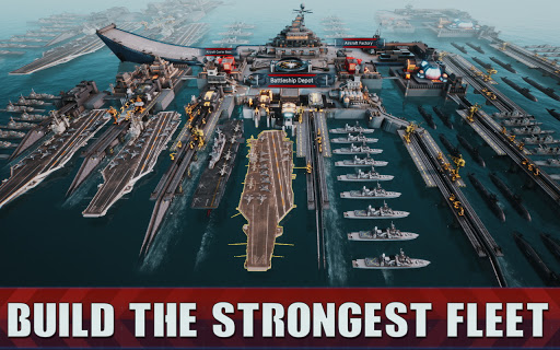 Battle Warship: Naval Empire 1.4.9.4 Screenshots 6