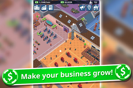 Idle Casino Manager - Business Tycoon Simulator goodtube screenshots 6