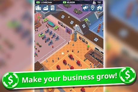 Idle Casino Manager Mod Apk- Business Tycoon Simulator (Free Upgrade) 6