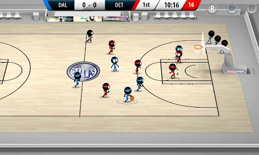 Stickman Basketball 2017 1.1.5 Screenshots 12