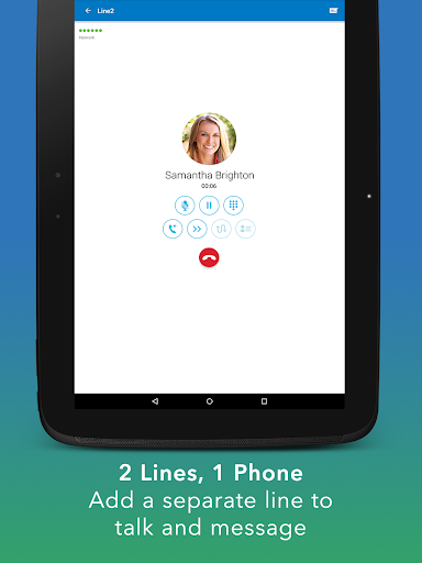 Line2 - Second Phone Number 4.2.2 Screenshots 7