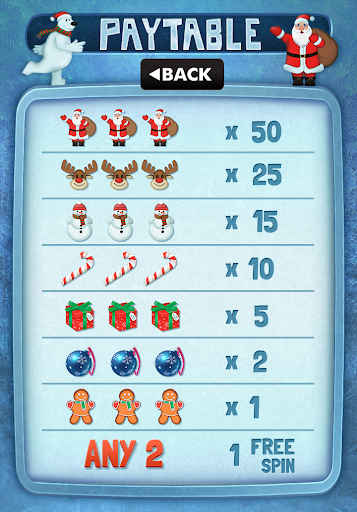 christmas slots free screenshot 1