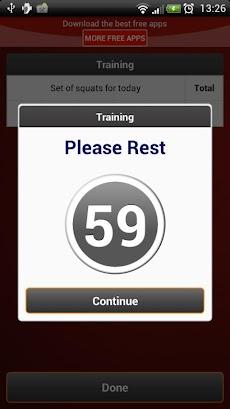Squats - Fitness Trainerのおすすめ画像3