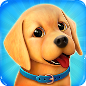 icono Dog Town: Juego de Tienda de Mascotas y Perros