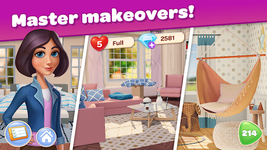 Mary's Life: A Makeover Story MOD (Unlimited Money) 4