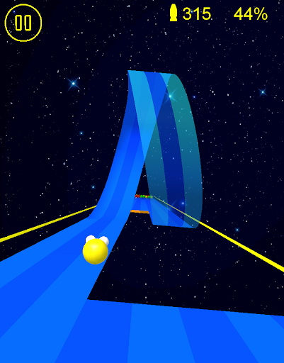 rolling sky 3d screenshot 1