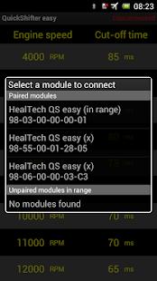 QuickShifter easy (QSE)