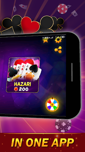 Hazari Gold & Nine Cards Offline download  2020 3.20 screenshots 4