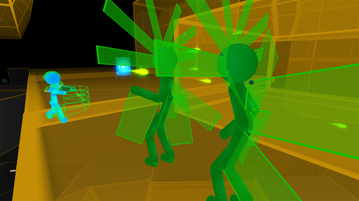 Stickman Neon Gun Warriors Apkfinish screenshots 5