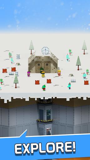 Build Heroes:Idle Survival Journey  screenshots 3
