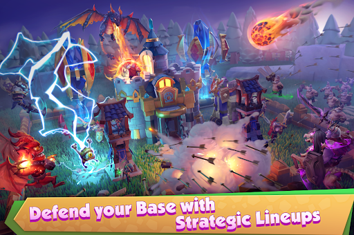 Castle Clash: Guild Royale modavailable screenshots 7