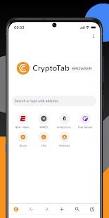 CryptoTab Browser Pro Level MOD APK v4.1.74 (Patched Version)