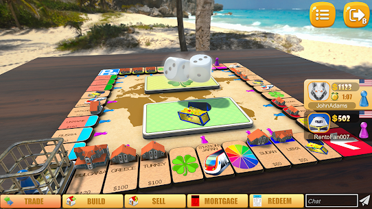 Rento – Dice Board Game Online 7