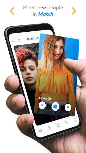 LOVOO - Free Chat & Dating App. Find love live now apktram screenshots 1