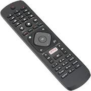 TV + AC + DVD + SetTopBox Remote Control