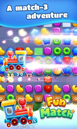 Fun Matchu2122 - match 3 games filehippodl screenshot 3