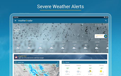 Weather & Radar USA - Storm alerts  Screenshots 11