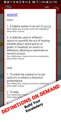 Snap Assist for Scrabble screenshots 3