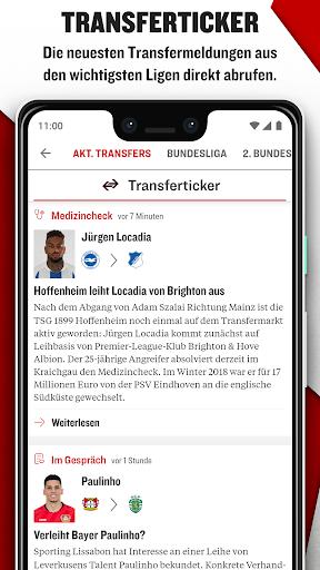 kicker Fußball News  screenshots 7
