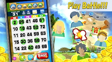 screenshot of Bingo