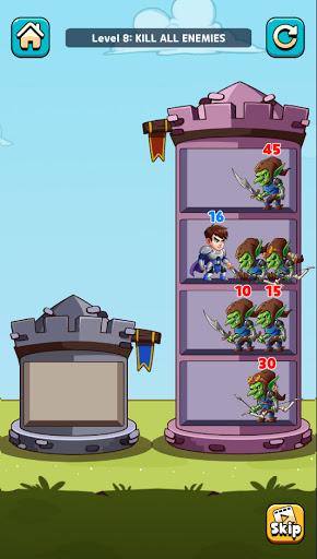 Hero Tower Wars  screenshots 5