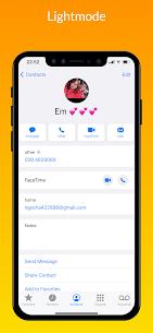 iCall – iOS Dialer MOD APK, iPhone Call (Pro Unlocked) 5