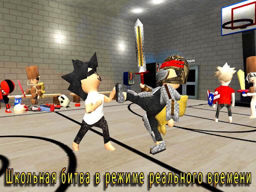 Школа Хаоса: 3D открытый мир apktreat screenshots 1