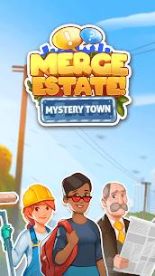 Merge Estate! Mystery Town Mod 0.10.0 Apk [Unlimited Money] 4