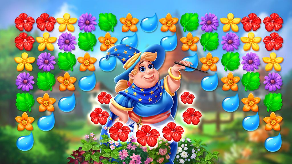 Blossom Witch Garden