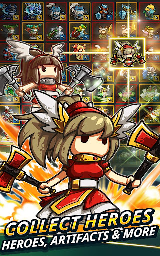 Endless Frontier - Online Idle RPG Game  screenshots 12