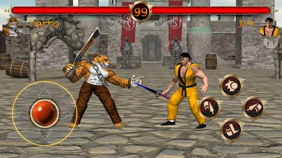 Terra Fighter 2 - Fighting Games screenshots 6