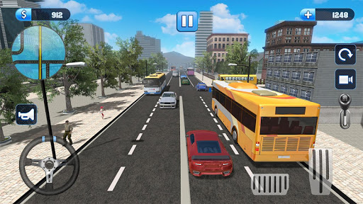 Public Bus Simulator: New Bus Driving games 2021 1.24 screenshots 9