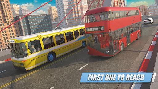 City Coach Bus Simulator 3D  screenshots 2