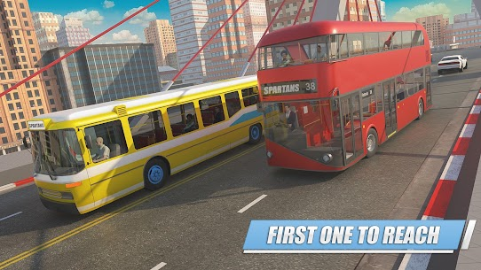 City Coach Bus Simulator 3D Apk 2