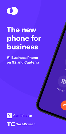 OpenPhone: Second Phone Number 3.1.5 Screenshots 1