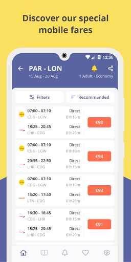 Jetcost: flights, hotels, cars  screenshots 3