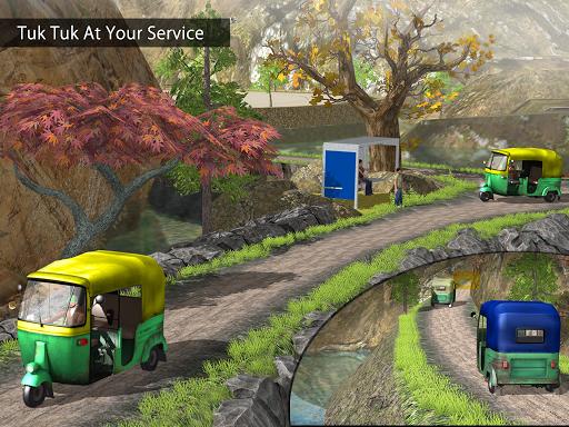 Tuk Tuk Auto Rickshaw Offroad Driving Games 2020 android2mod screenshots 19